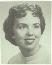 Mom's Senior Picture